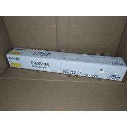 Canon C-EXV 28 toner Yellow (Eredeti) 2801B002