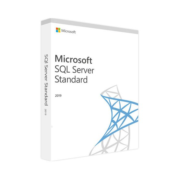 SQL Server Standard Core 2019 English OEM OLC 4 Core License