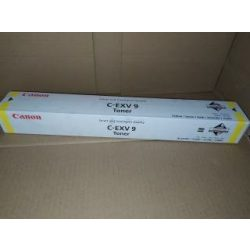 Canon C-EXV 9 toner Yellow (Eredeti)