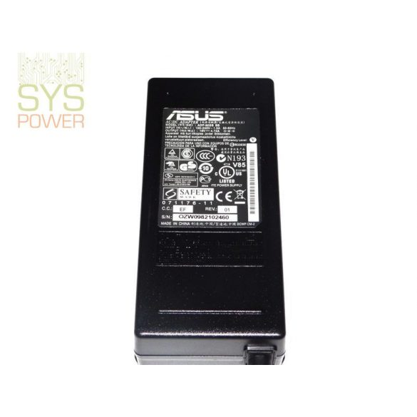 Asus A6, U6 laptop töltő (EREDETI)