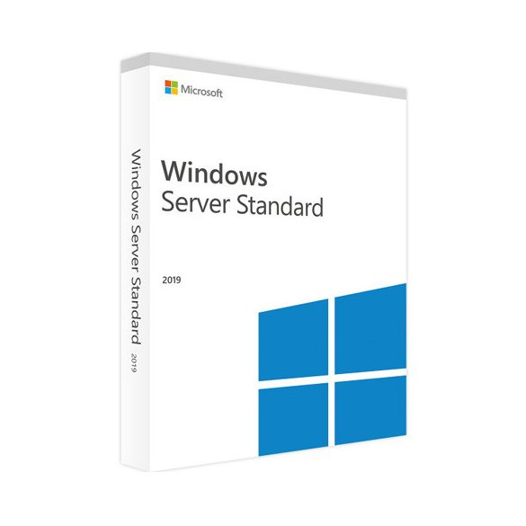 Windows Server Standard 2019 English OEM OLC 24 Core