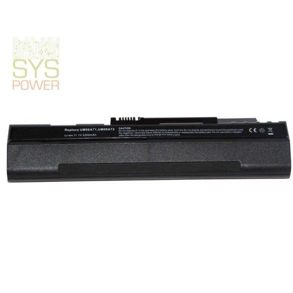 Acer UM08A31 laptop akkumulátor (Utángyártott)