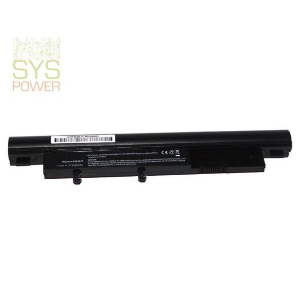 Acer AS09D70 laptop akkumulátor (Utángyártott)