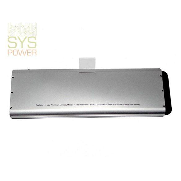 Apple A1281 laptop akkumulátor (Utángyártott)