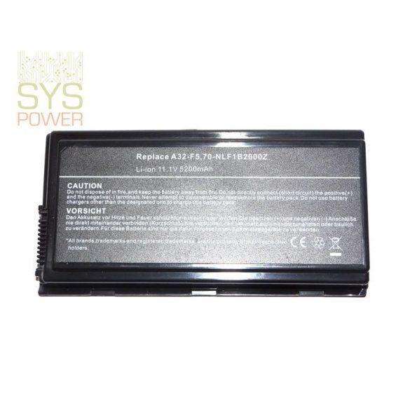 Asus A32-F5 laptop akkumulátor (Utángyártott)