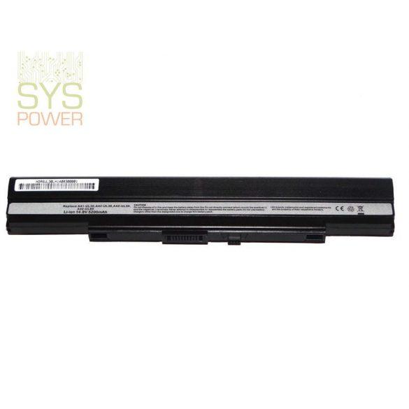 Asus A32-UL50 laptop akkumulátor (Utángyártott)