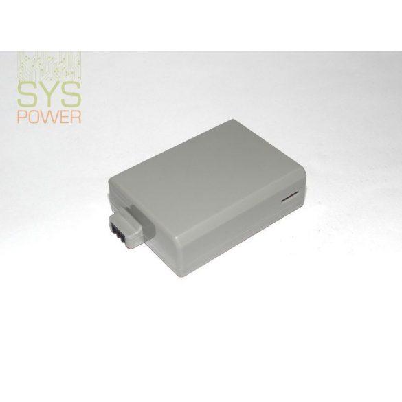 Canon LP-E5, 1080 mah, 7,4 V akkumulátor (Utángyártott)