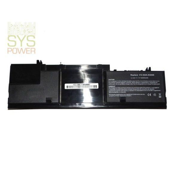 Dell  GG386 laptop akkumulátor (Utángyártott)