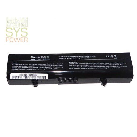 Dell GW240 laptop akkumulátor (Utángyártott)