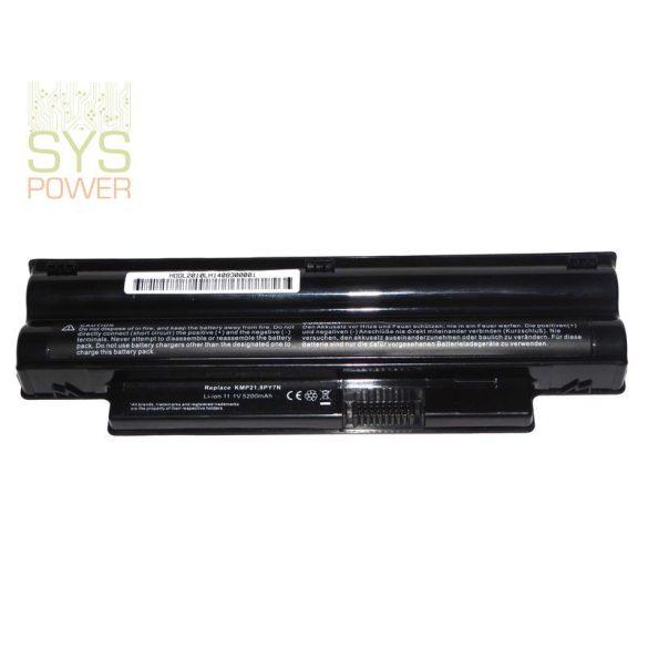 Dell CMP3D laptop akkumulátor (Utángyártott)