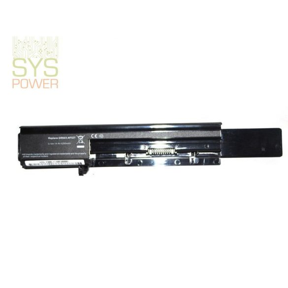 Dell GRNX5 laptop akkumulátor (Utángyártott)