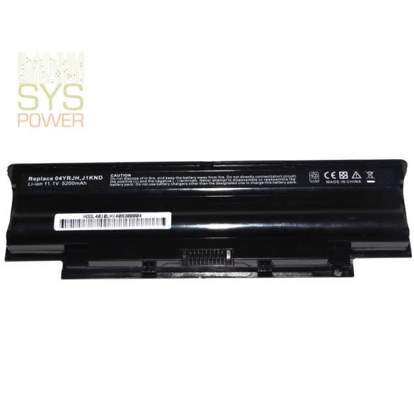 Dell J1KND laptop akkumulátor (Utángyártott)