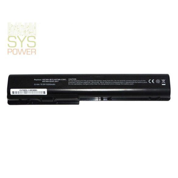 HP HSTNN-IB75 laptop akkumulátor (Utángyártott)