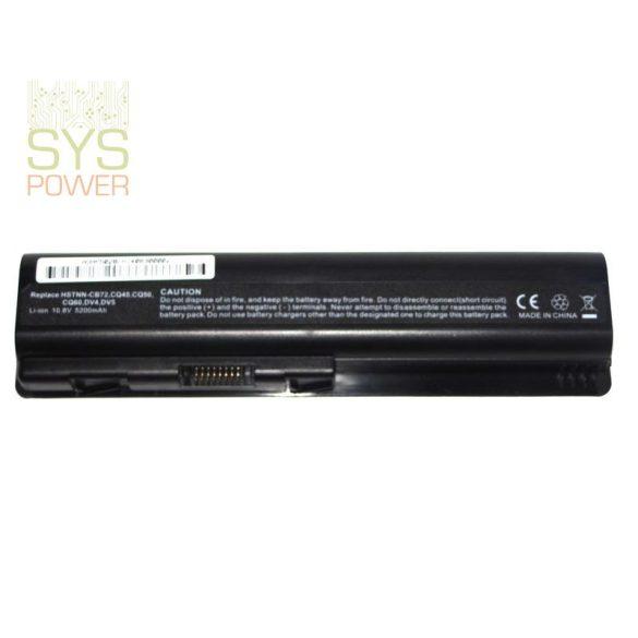 HP HSTNN-DB72 laptop akkumulátor (Utángyártott)