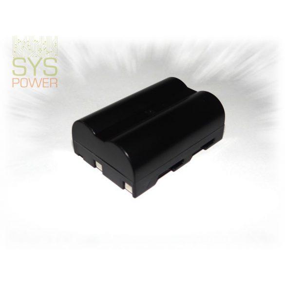 Minolta NP-400, 1500 mah, 7,4 V akkumulátor (Utángyártott)