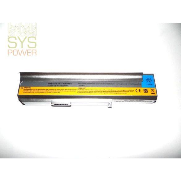 Lenovo 92P1185 laptop akkumulátor (Utángyártott)