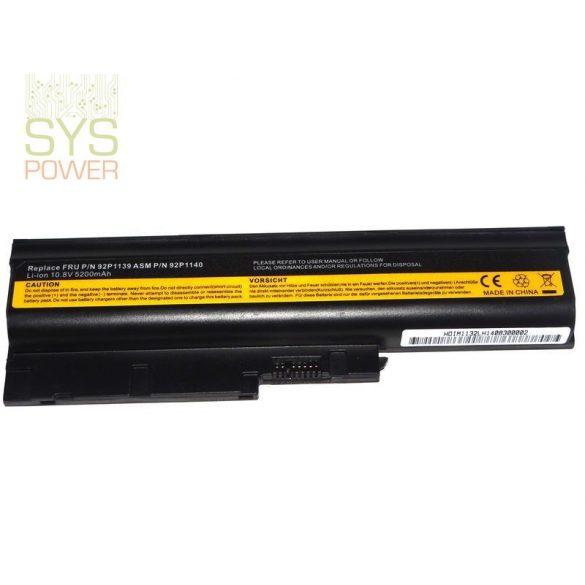 Lenovo 40Y6799 laptop akkumulátor (Utángyártott)