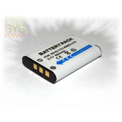 Nikon EN-EL11, 680 mah, 3,7 V akkumulátor (Utángyártott)