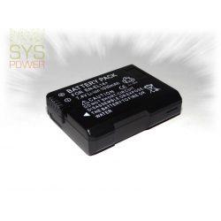 Nikon EN-EL14  akkumulátor (Utángyártott)