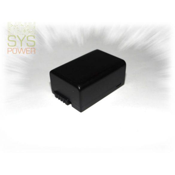 Panasonic DMW-BMB9, 1000 mah, 7,4 V akkumulátor (Utángyártott)