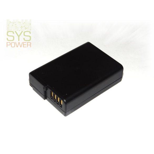 Panasonic BLD10, 1010 mah, 7,4 V akkumulátor (Utángyártott)