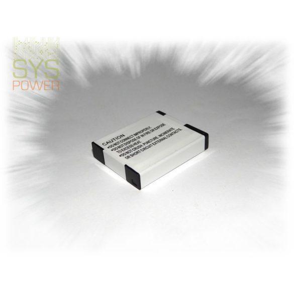 Panasonic DMW-BCM13 , 1250 mah, 3,7 V akkumulátor (Utángyártott)