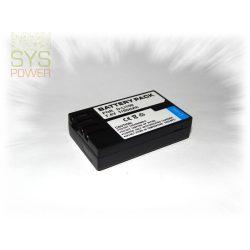 Pentax D-LI109, 1150 mah, 7,4 V akkumulátor (Utángyártott)