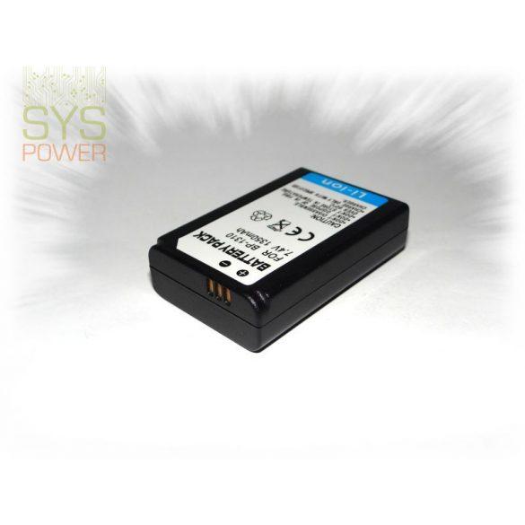 Samsung BP1310, 1350 mah, 7,4 V akkumulátor (Utángyártott)