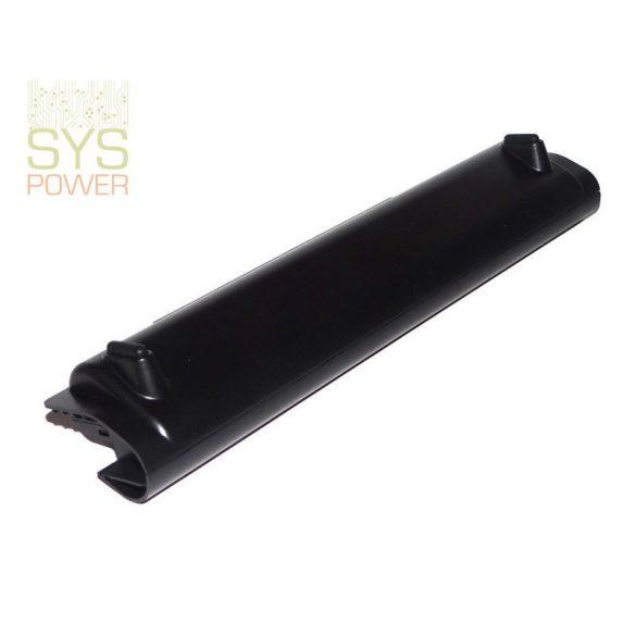 Samsung AA-PL2VC6B laptop akkumulátor Fekete (Utángyártott)