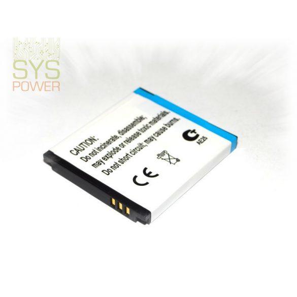 Samsung SLB-07A, 1300 mah, 3,7 V akkumulátor (Utángyártott)