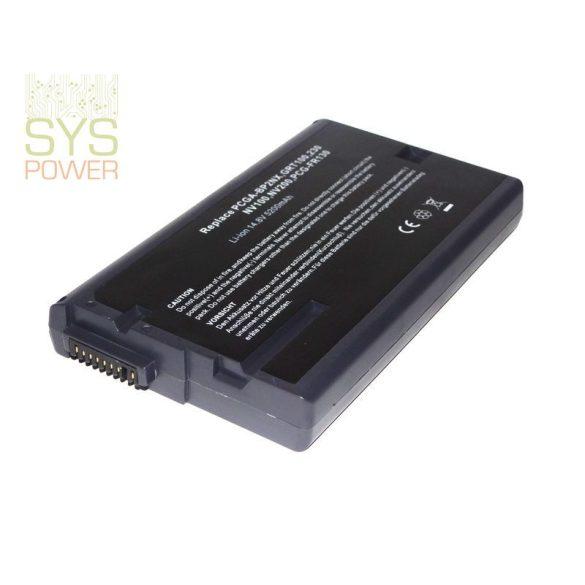 Sony PCGA-BP2N laptop akkumulátor (Utángyártott)