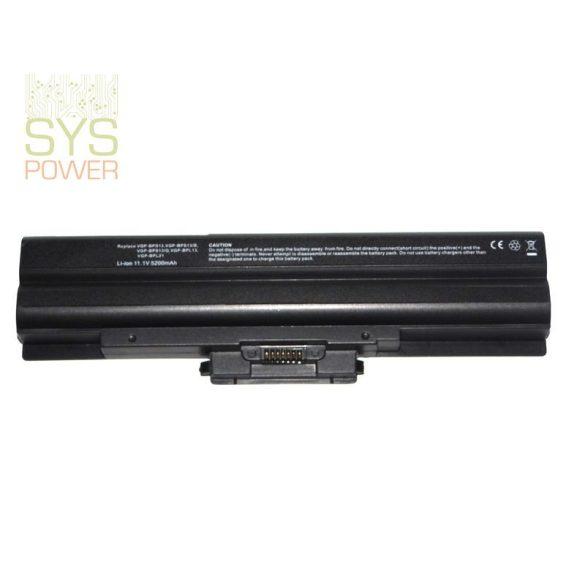 Sony VGP-BPS13 laptop akkumulátor (Utángyártott)