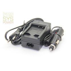 Sony NP-FC11 akku töltő (Utángyártott)