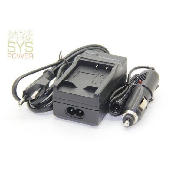 Sony NP-FT1 akku töltő (Utángyártott)