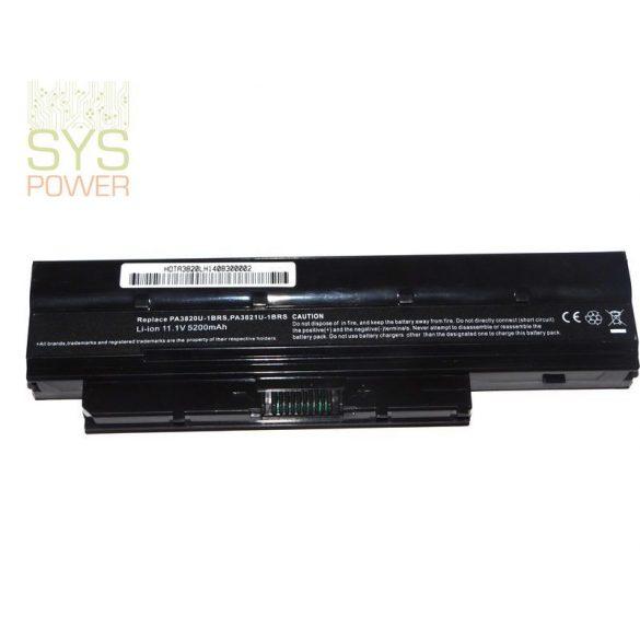 Toshiba PA3820U-1BRS laptop akkumulátor (Utángyártott)